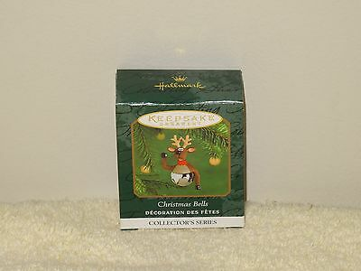 2000 Hallmark Keepsake Ornament - Christmas Bells