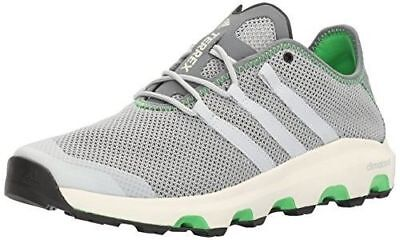 1558e252ed8ced Adidas Terrex CC Voyager Men s Running Training Shoes Grey Clear Green  BB1894