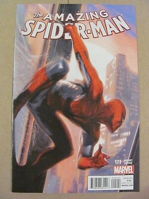 Amazing Spider-Man #17.1 Marvel 2014 Series Del'Otto Variant 9.6 Near Mint+