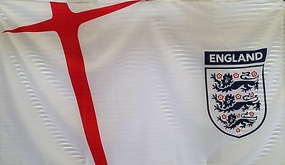 5' x 3 Official England 3 Lions FA Flag World Cup 2018 Football Soccer Banner