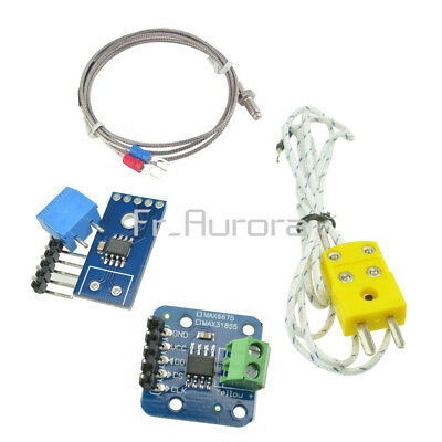 Hot Competitive New MAX31855 Module + K Type Thermocouple Sensor for Arduino
