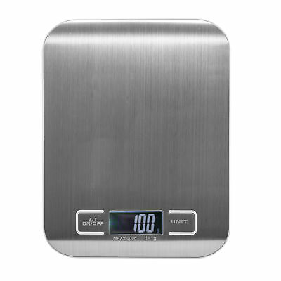 5KG/5000G/1G Digital LCD Electronic Kitchen Weight Scale Diet Food H318