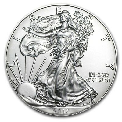2pcs/lot 2015 1 oz silver american eagle coin, grind arenaceaous handstand eagle
