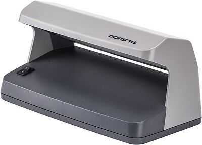 DORS 115 Ultraviolet Counterfeit Detector, Fake Money Validator, UV Lamp