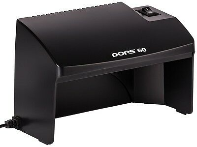 DORS 60 Ultraviolet Counterfeit Detector, Fake Money Validator, UV Lamp