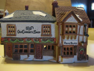 Heritage Village Collection Dept 56  Dickens Series. The Old Curiosity Shop