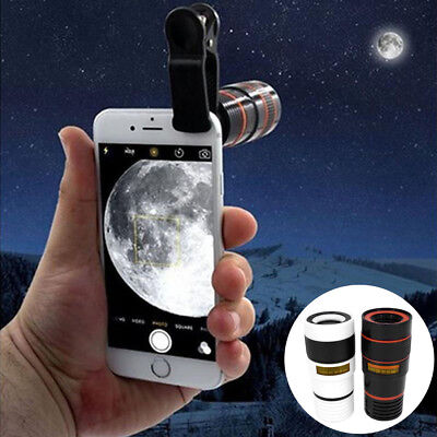 Transform Your Phone Into A Professional Quality Camera!! HD360 Zoom Telescope
