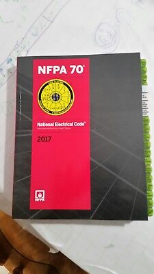 2017 NEC National Electric Code (softbound) NFPA 70