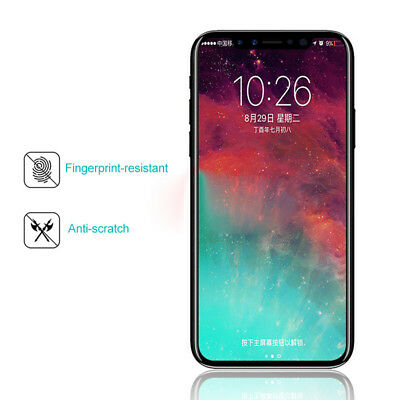 3D/4D/5D/6D Curved Tempered Glass Screen Protector Film For iPhone Series W2Q
