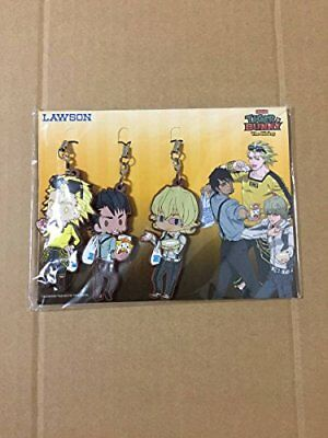 Tiger & Bunny The Rising Lawson Limited Rubber Strap Set Taibani Tiger Bunny
