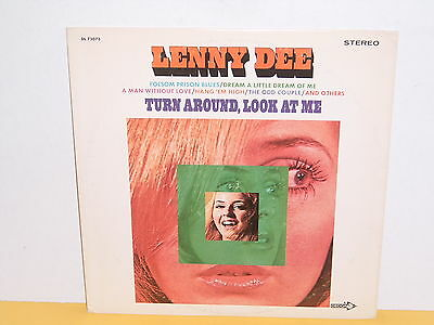 Lp - Lenny Dee - Turn Around Look At Me