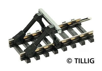 Tillig 83100 - TT Gauge - Buffer with Track 41,5 mm - New Original Packaging