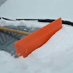 Snow Rake w/ Handle Snow Removal Tool  for Car/Truck/Suv  ( 6 PACK )