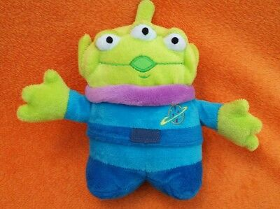 Toy Story Official Disney Store Exclusive Small Alien Soft Toy 6.5""
