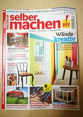 zeitschrift selber machen ausgabe nr 5 mai 2014 eur 1 00 picclick de. Black Bedroom Furniture Sets. Home Design Ideas