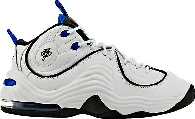 Nike Air Penny II (GS) Shoes NEW AUTHENTIC White Black Royal 820249 4d6f518fbf7