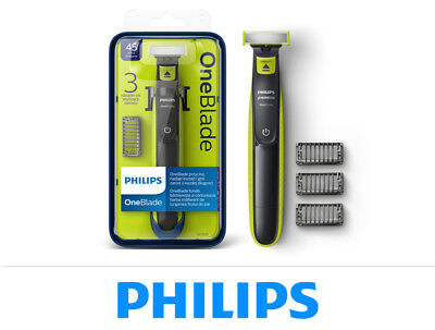 Philips OneBlade QP2520 Multi-function Shaver EU Rechargeable Shaver Trimmer
