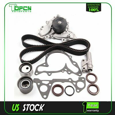 For 97-04 Mitsubishi Diamante Montero Sport 3.5L V6 Timing Belt Kit & Water Pump