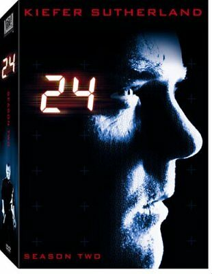 24 ~ Complete 2nd Second Season 2 Two ~ BRAND NEW 7-DISC DVD SET
