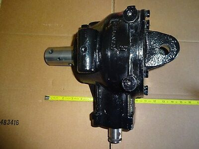 Post Hole Digger Gearbox Only - New - 3/1 Ratio - Comer Industries