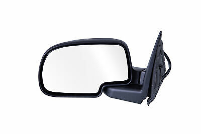 Fit For Chevrolet,Cadillac,GMC Front,Left Driver Side SMOOTH DOOR MIRROR