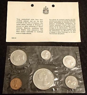 1964 Canadian Proof Like Mint Sets - Lot of two with original cards