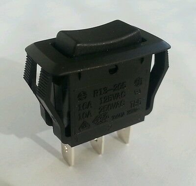 NEW Momentary (on)-Off-(on) SPDT Rocker switch SHIPS FROM USA FREE air ride