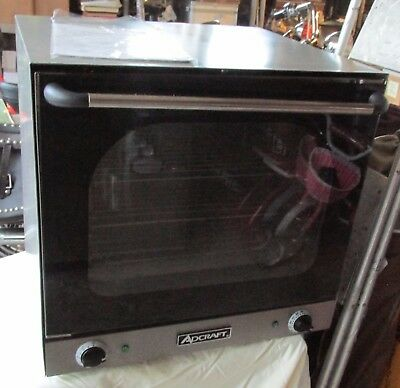 Adcraft COH-2670W Countertop Electric Half-Size Convection Oven 2670 Watts