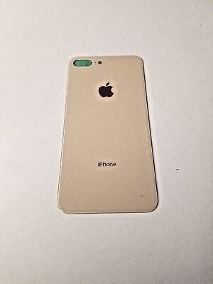 IPhone  8 Plus battery Glass Cover Housing Back Door Replacement