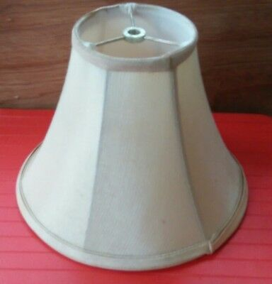 Vintage Bowed Empire Fabric Lamp Shade Scandal's Oval Office Antique Bell Style