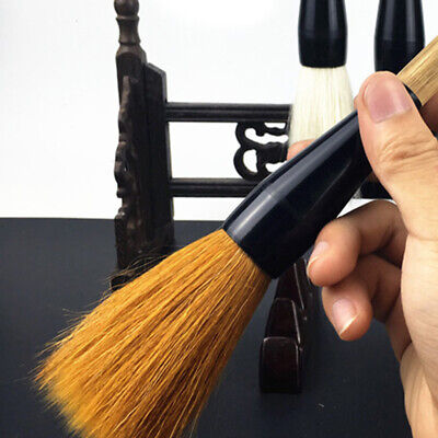 Large Chinese Calligraphy Paint Brush Goat Hair Bamboo Shaft Flexible 5 Styles