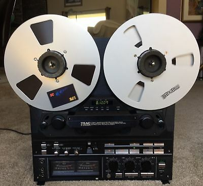 TEAC X-2000R Stereo Reel To Reel Tape Deck