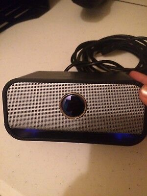 Brookstone wireless mini bluetooth speaker