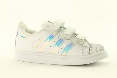 adidas Superstar AQ6280 Infants Trainers~Originals~UK 4 to 9.5 Only