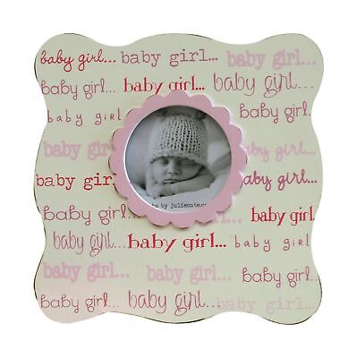 New Arrivals Baby Picture Frame Girl