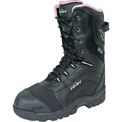 HMK BOOT VOYAGER WOMENS BLACK SIZE 6 Snowmobile