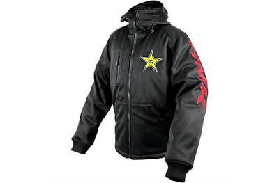 HMK Hooded Tech Shell Rockstar Jacket Snowmobile