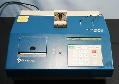 MGM INSTRUMENTS GEN-PROBE LEADER 50i LUMINOMETER