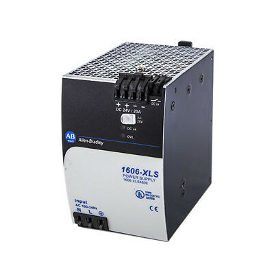 Allen-Bradley Power Supply 1606-Xls 1606-Xls480E