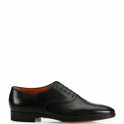 New Santoni Womens Fenwick Leather Oxfords