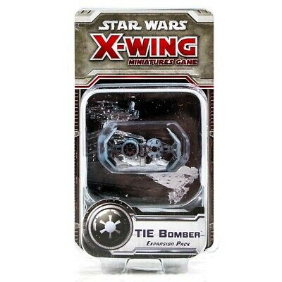 Star Wars X-Wing Miniatures Game : Tie Bomber Expansion. Fantasy Flight.