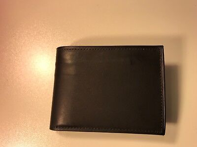 Vintage UNISEX Bifold Leather Wallet