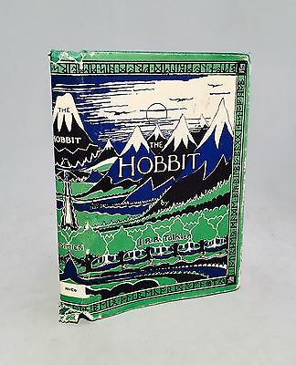 The Hobbit-J.R.R. Tolkien-47th Printing-Early Edition/Early Printing-VERY RARE!!