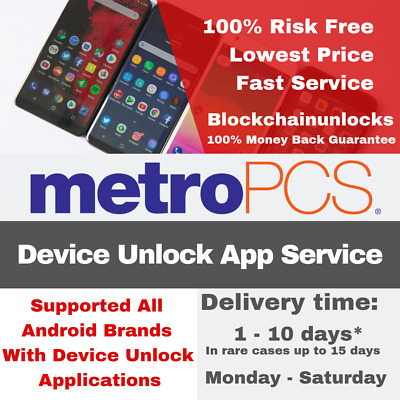 T-MOBILE DEVICE UNLOCK App Alcatel Coolpad HTC Kyocera LG Motorola