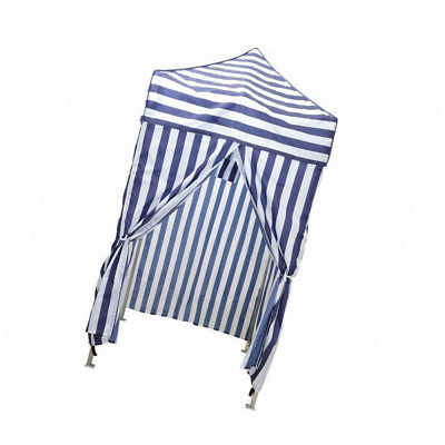 TMS Portable Cabana Stripe Tent Privacy Changing Room Pool C&ing Outdoor Canop  sc 1 st  PicClick & PORTABLE CABANA Stripe Tent Privacy Changing Room Pool Camping ...