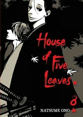 House of Five Leaves 8, Paperback by Ono, Natsume