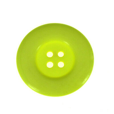 """12/24 1-1/2"""" Lemon Resin Buttons Large Button Fit Sewing Craft Scrapbook 38.0mm"""