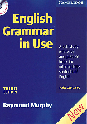 Cambridge ENGLISH GRAMMAR IN USE with Answers 3rd Raymond Murphy PDF