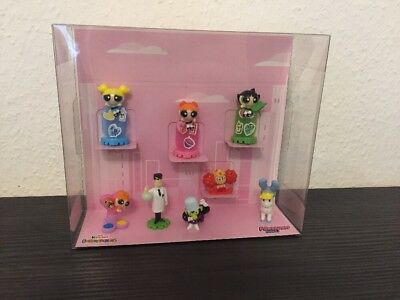 !BRANDNEU! Ü-Ei  Diorama The Powerpuff Girls