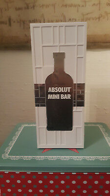 $$$ Absolut Vodka Minibar 700Ml Switzerland Top Condition $$$